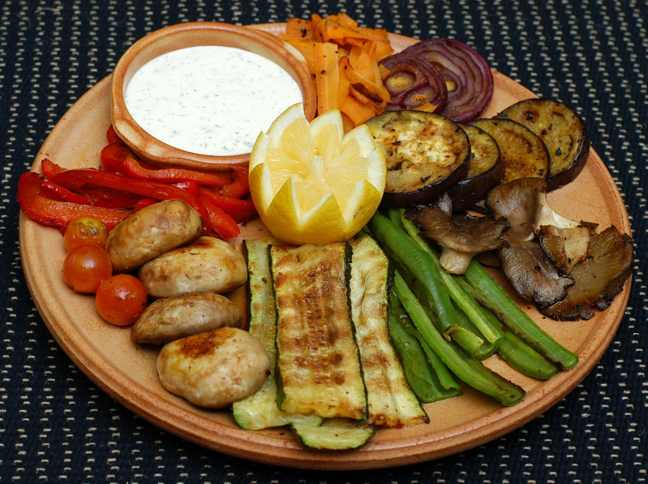 Vegetarian DELICACIES | Oz in Spain