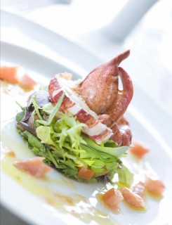 Hotel Hermitage - Lobster Salad